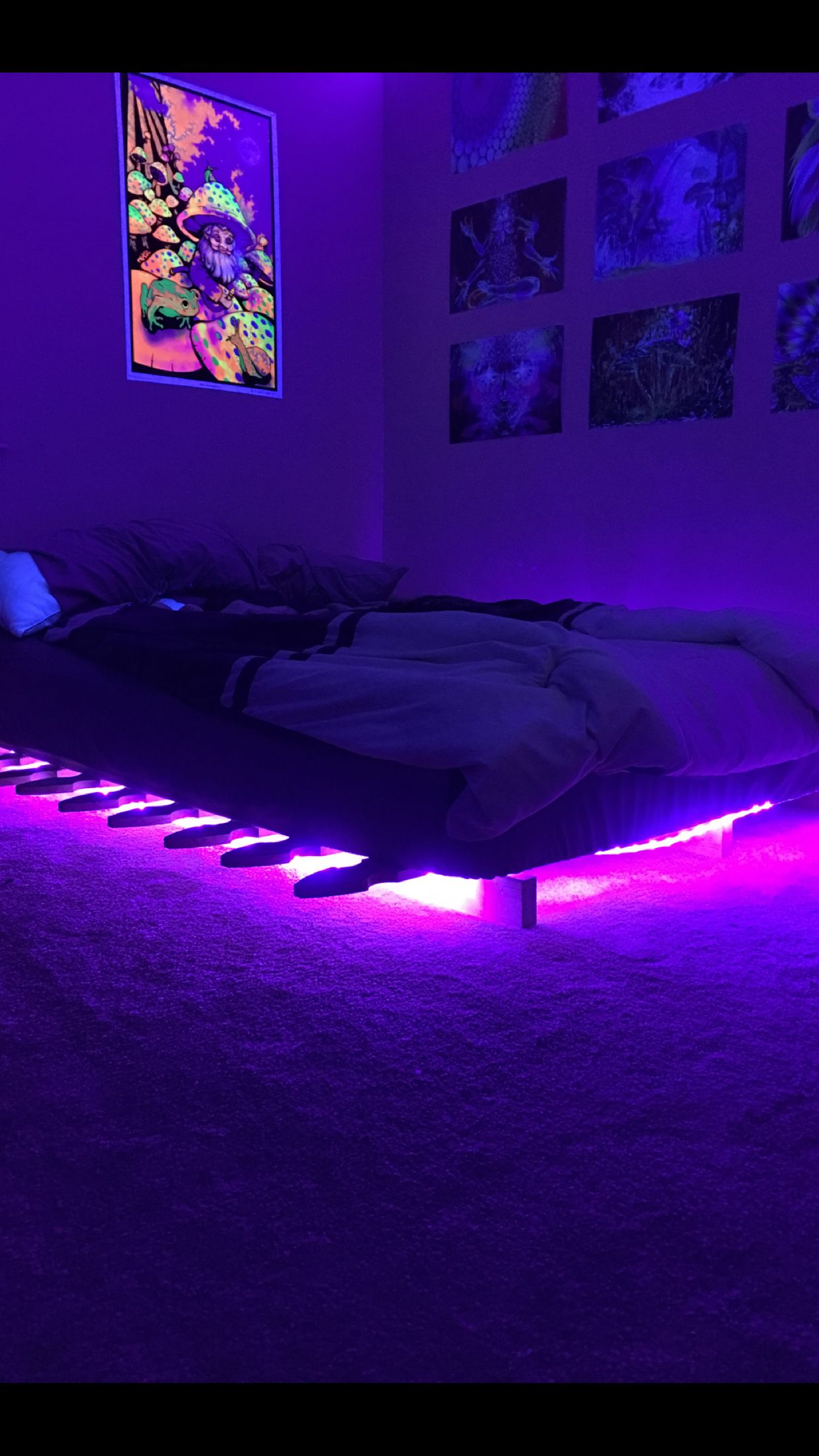 Palette Bed Aesthetic
