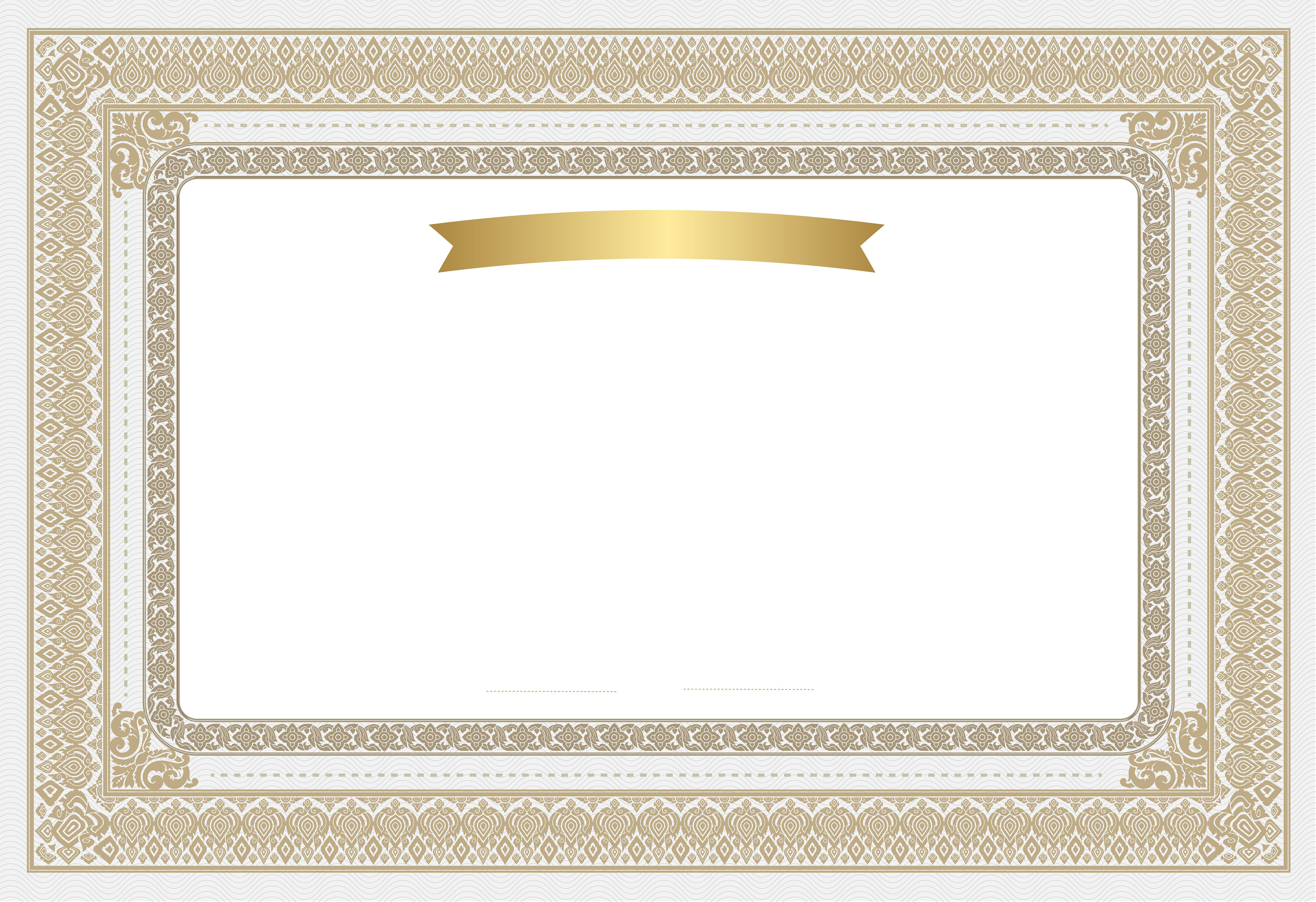 Empty Certificate Clip Art Image Gallery Yopriceville High Quality Images And Transparent Png Fr Frame Border Design Certificate Design Photo Frame Design