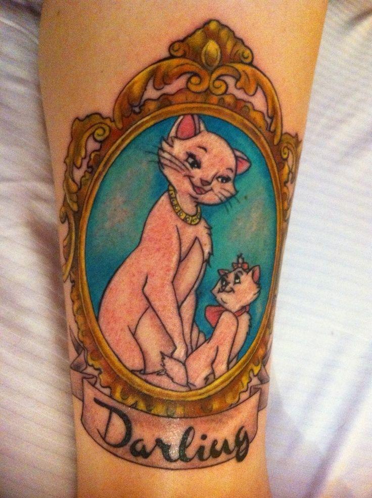 Darling Disney Tattoos Pinterest Tatouage