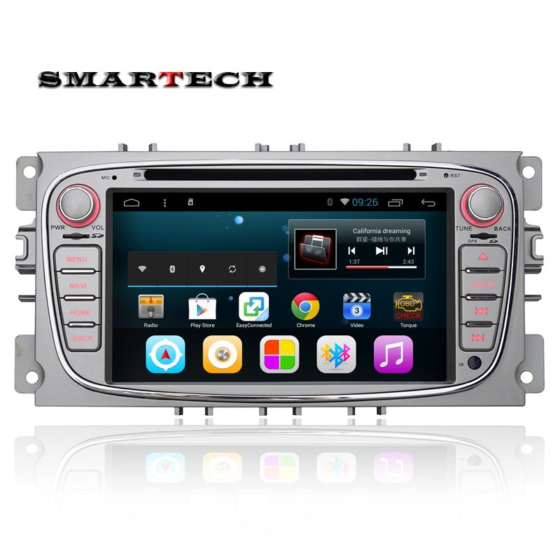 Android   Car Radio Gps Navigation Auto Stereo For Ford Focus Car Dvd Player Mp Mp Multimedia System Support Tv Box G Wifi
