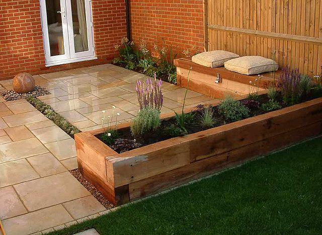 Mark Langford Garden Design I New Build Garden Aylesbury