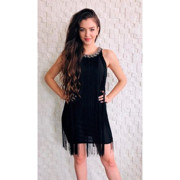 a49843a720 Fekete rojtos ruha Realty | Stílusikon shop | Dresses, Shopping és ...