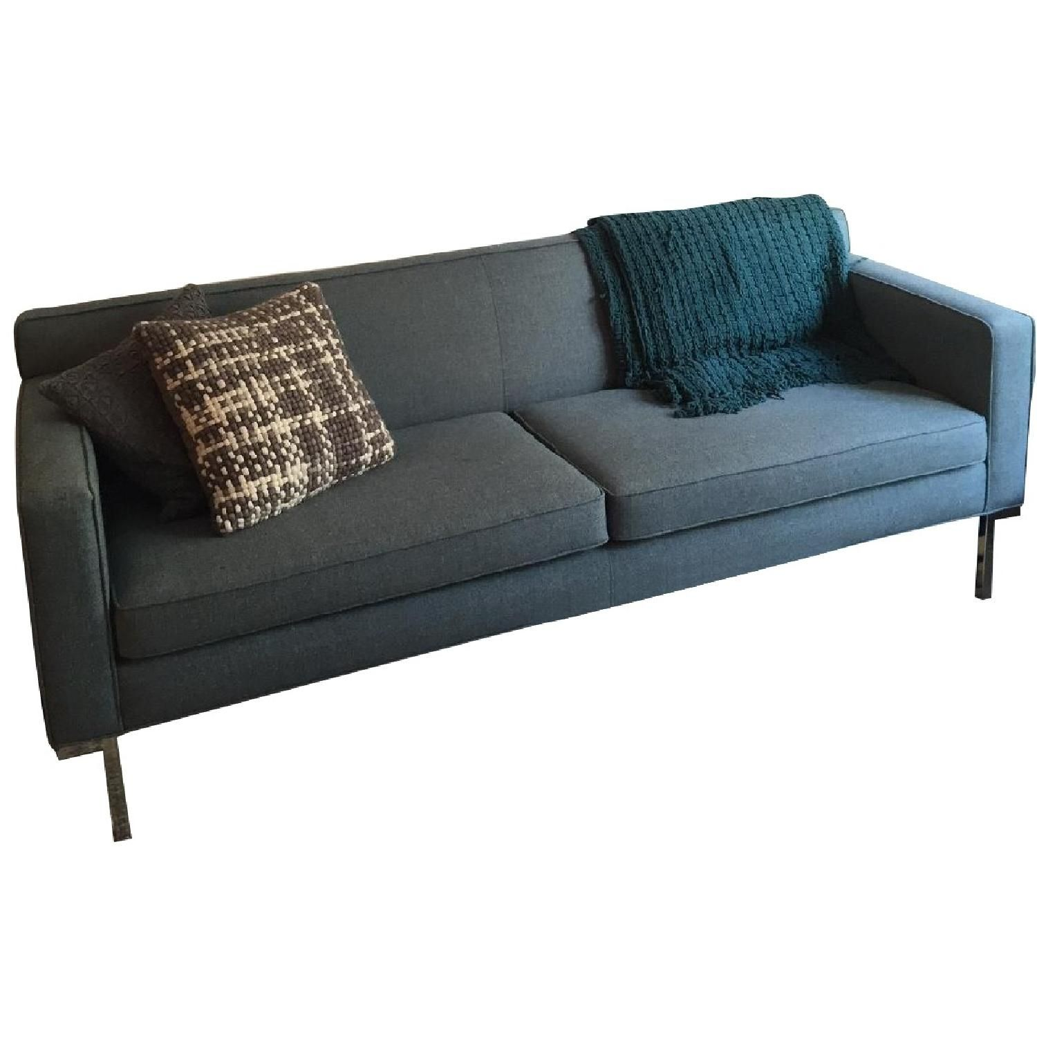 dwr theatre sofa review west elm and armchair living room