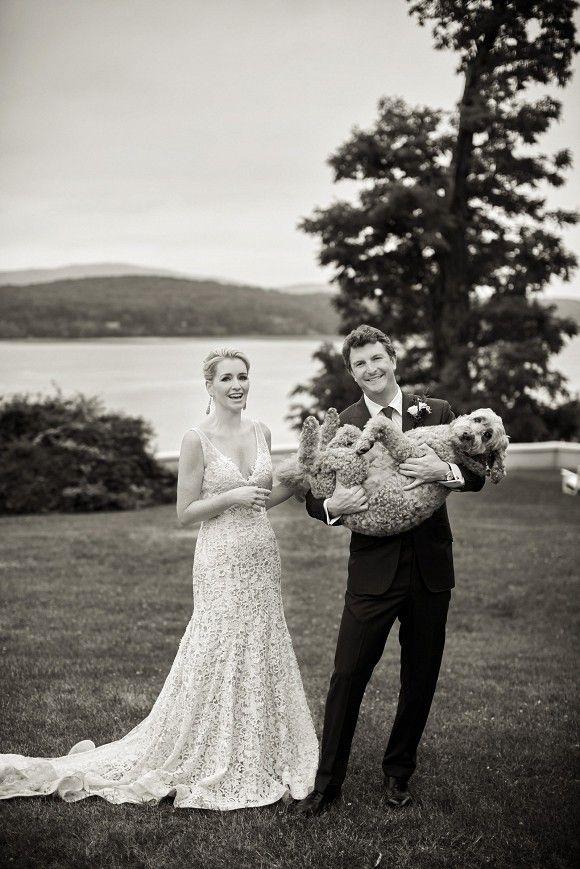 Wedding at Locusts On Hudson, by Christian Oth Studio