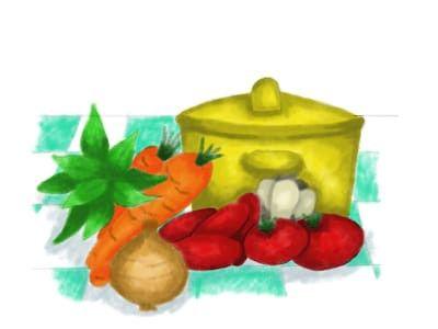 Salsa di Pomodori!! Fatta in casa!!