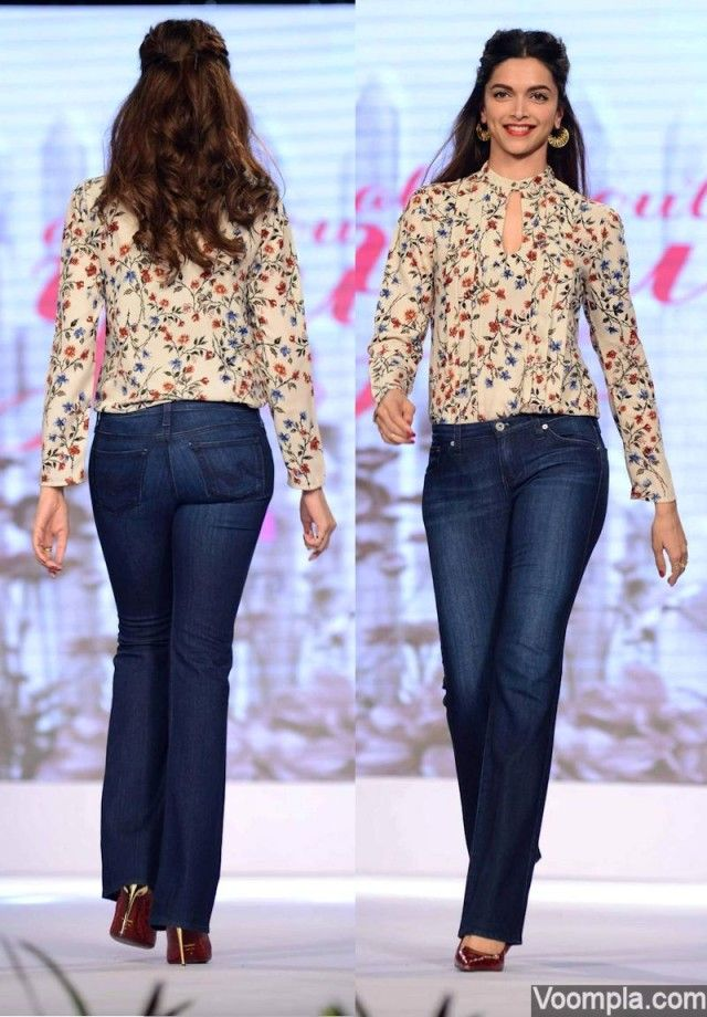 Deepika Padukone turns showstopper for All About You fashion label ...