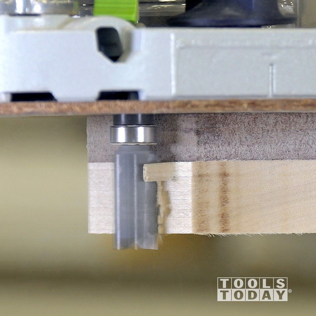 Flush Trim Plunge Template Router Bits W Upper Ball Bearing Router Bits Router Flush