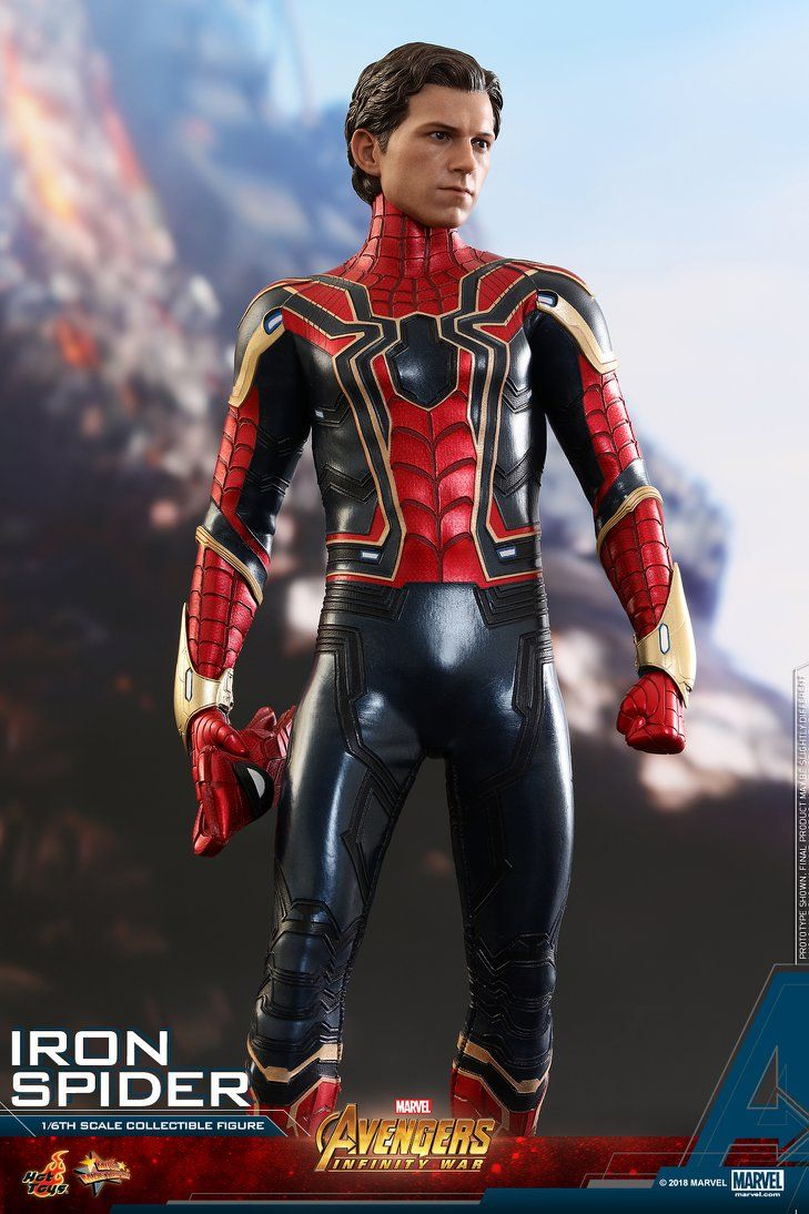 hot toys reveals their incredibly cool avengers: infinity war iron