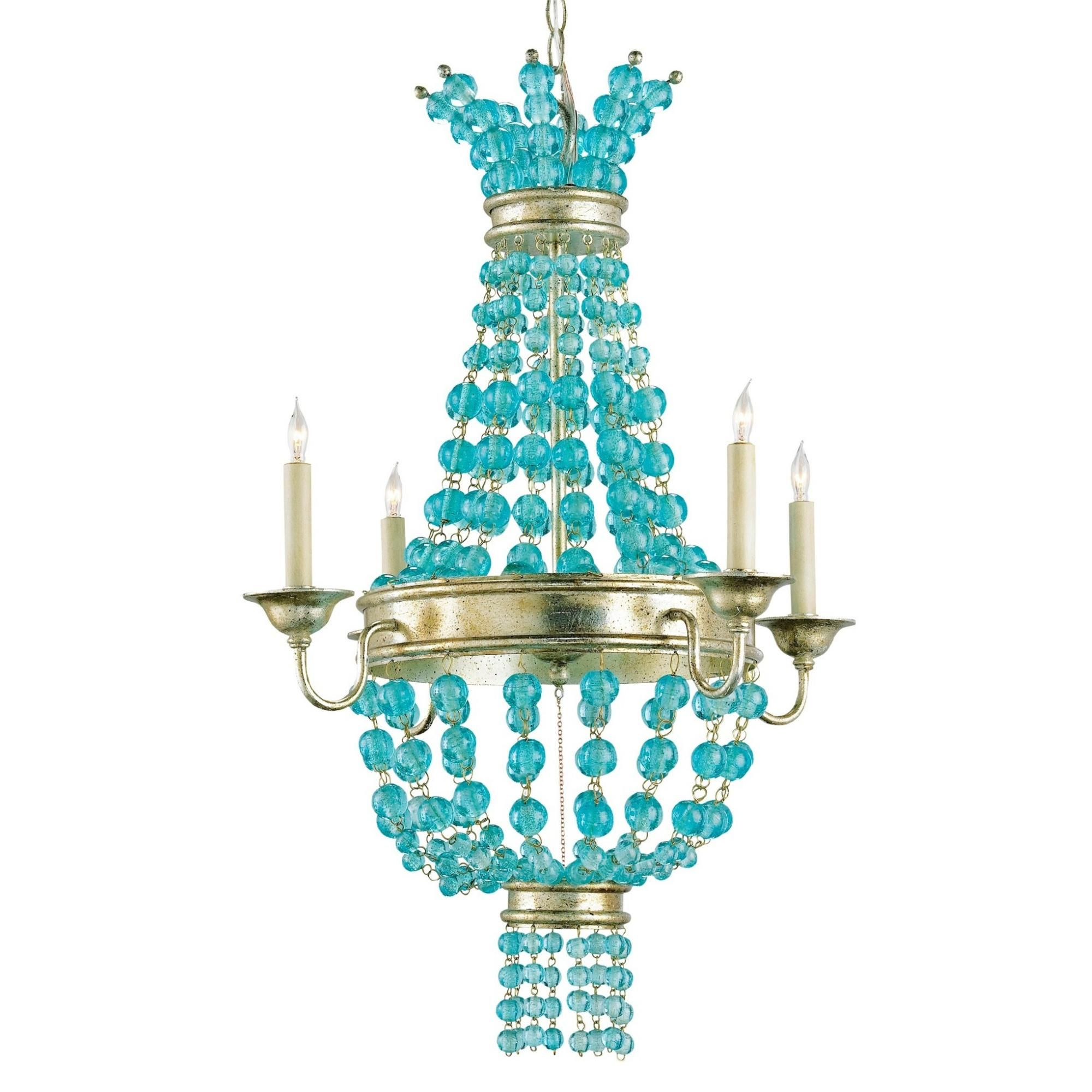 Currey and pany Serena Chandelier Small