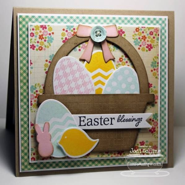 Easter Blessings! by Kharmagirl - Cards and Paper Crafts at Splitcoaststampers