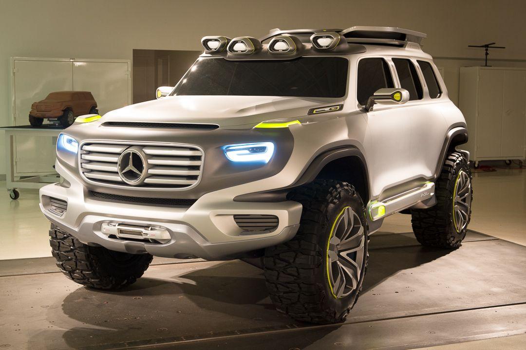 Mercedes Benz Ener G Force Luxury Cars Amp Trucks