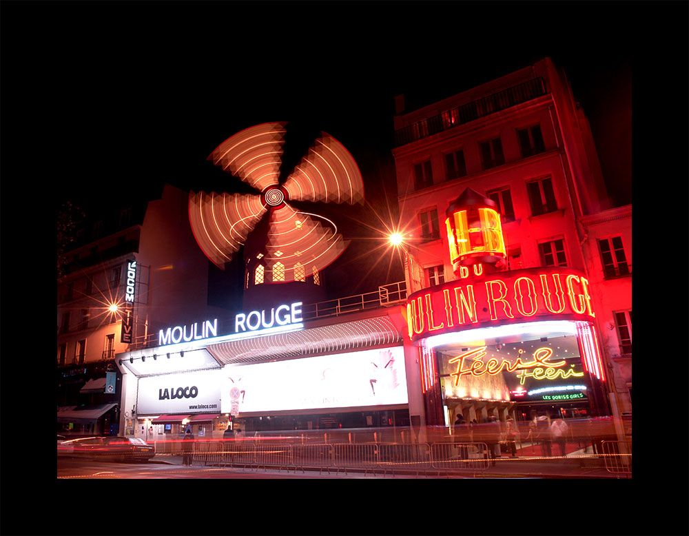 Moulin Rouge by Blofeld60.deviantart.com on @DeviantArt | Paris! (Places  I've been) - Moulin Rouge, Rouge en Broadway shows