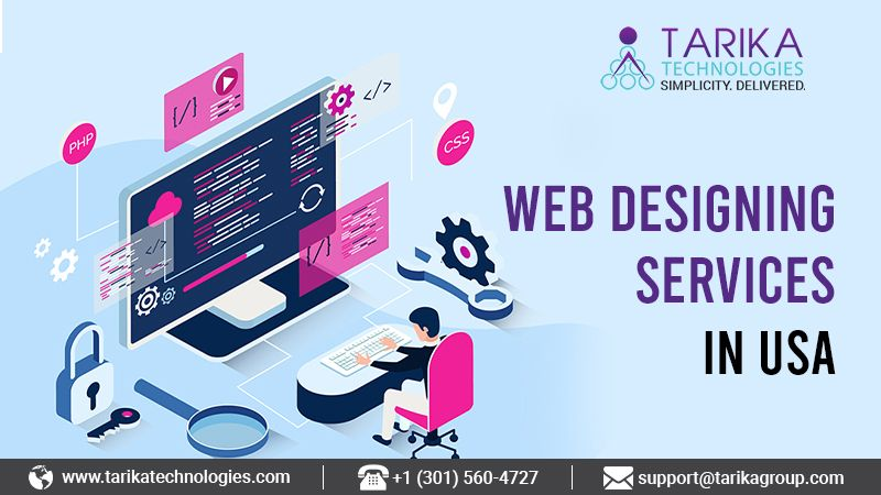 Responsive Web Designing Services In Usa In 2020 Website Design Services Fun Website Design Web Development Design