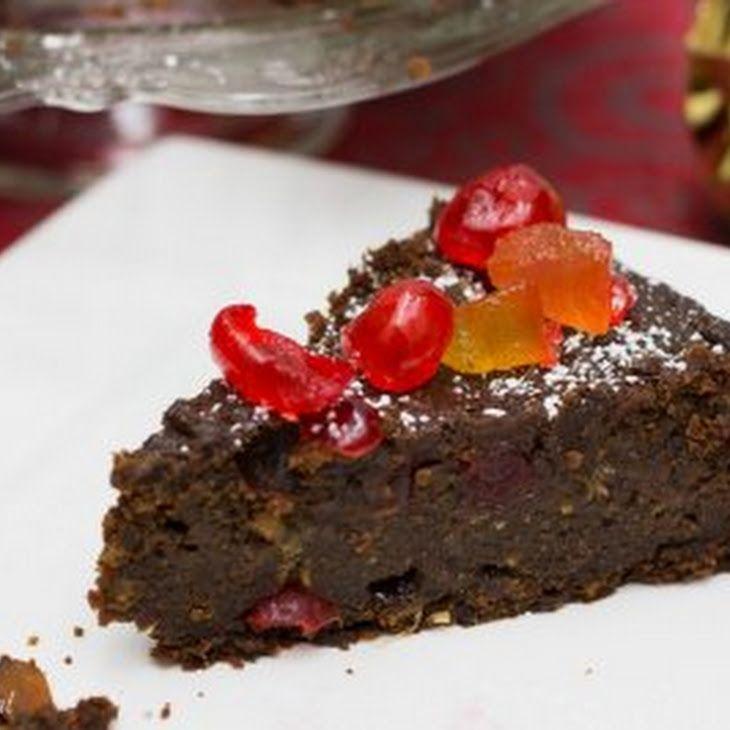 Caribbean fruit cake aka black cake recipe fruit cake