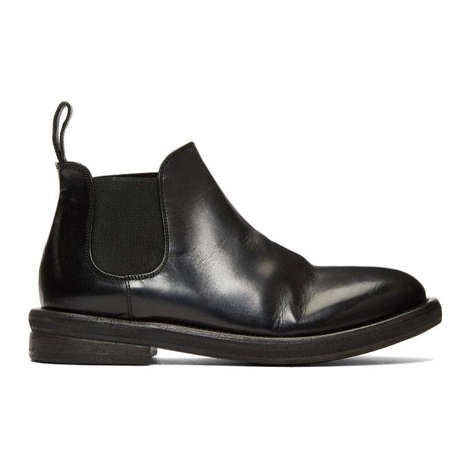 Marsèll Black Bombolone Chelsea Boots free shipping 100% authentic roJ9Lo0w7I