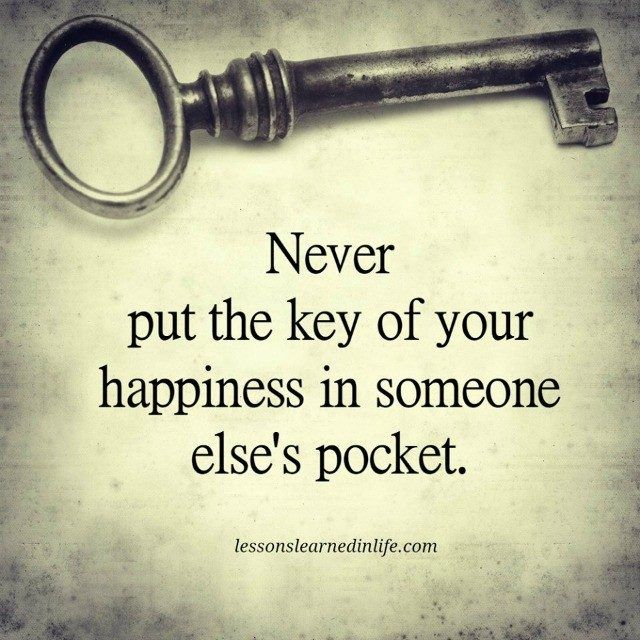Lessons Learned in Life | Key of your happiness.