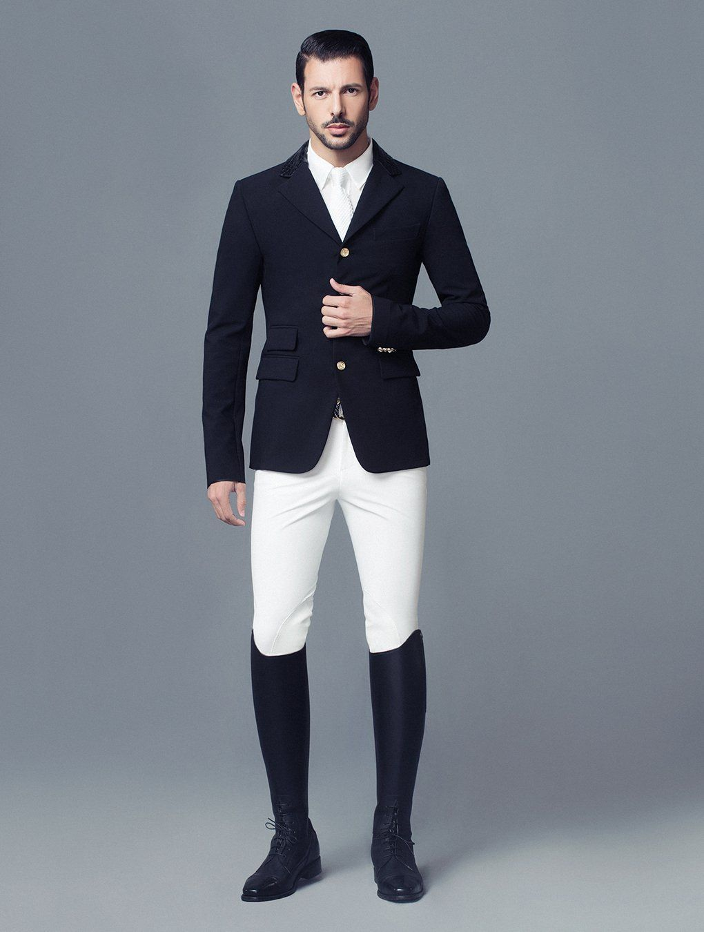 Equestrian Outfit Men S Equestrian Equestrian Outfits Mens Riding Boots