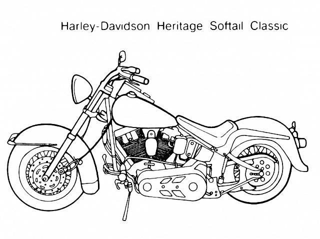 moto harley dessin - Recherche Google | Planes,trains and ...