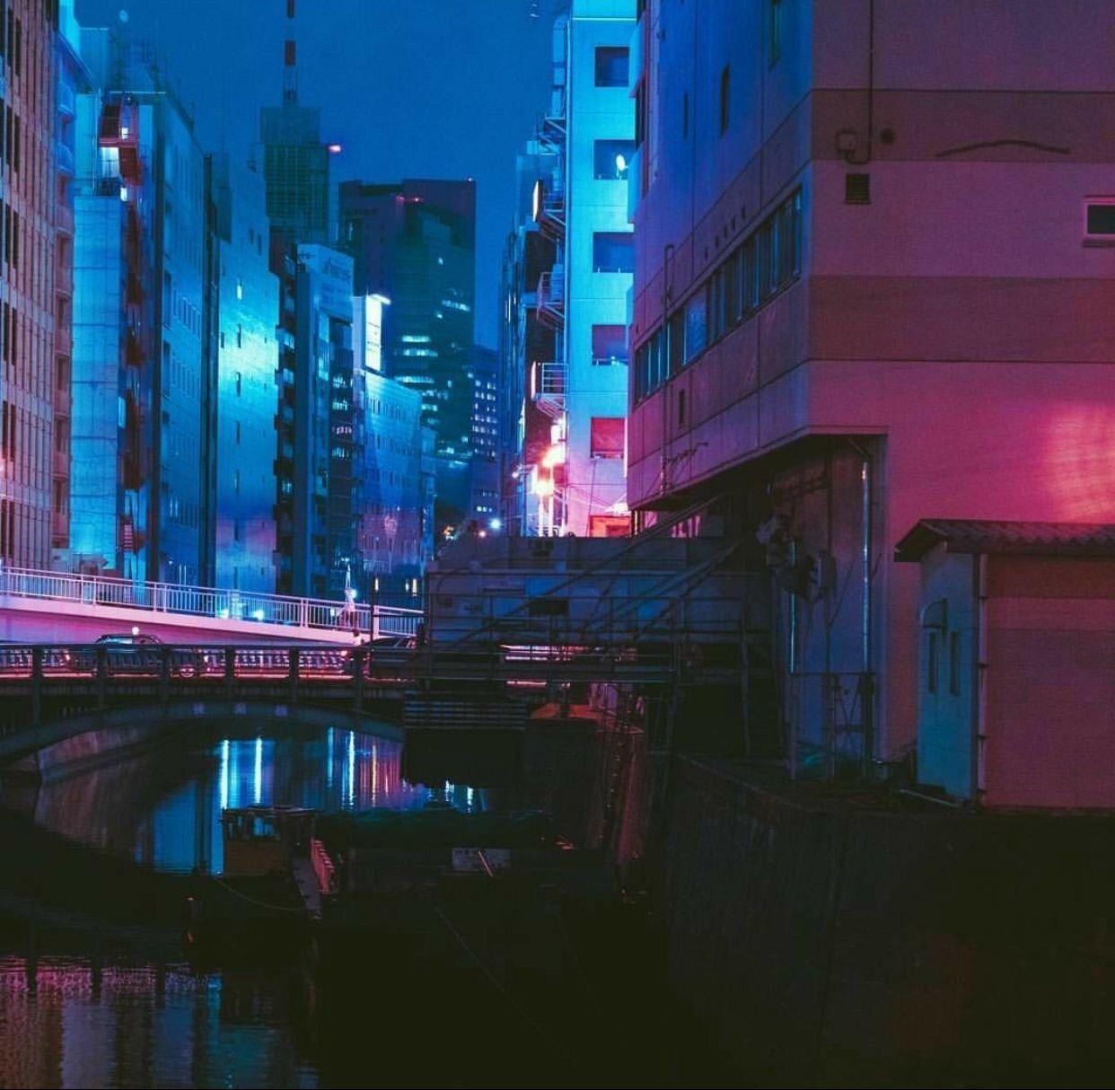 Mmirandalaurenn City Aesthetic Night Aesthetic Neon Aesthetic