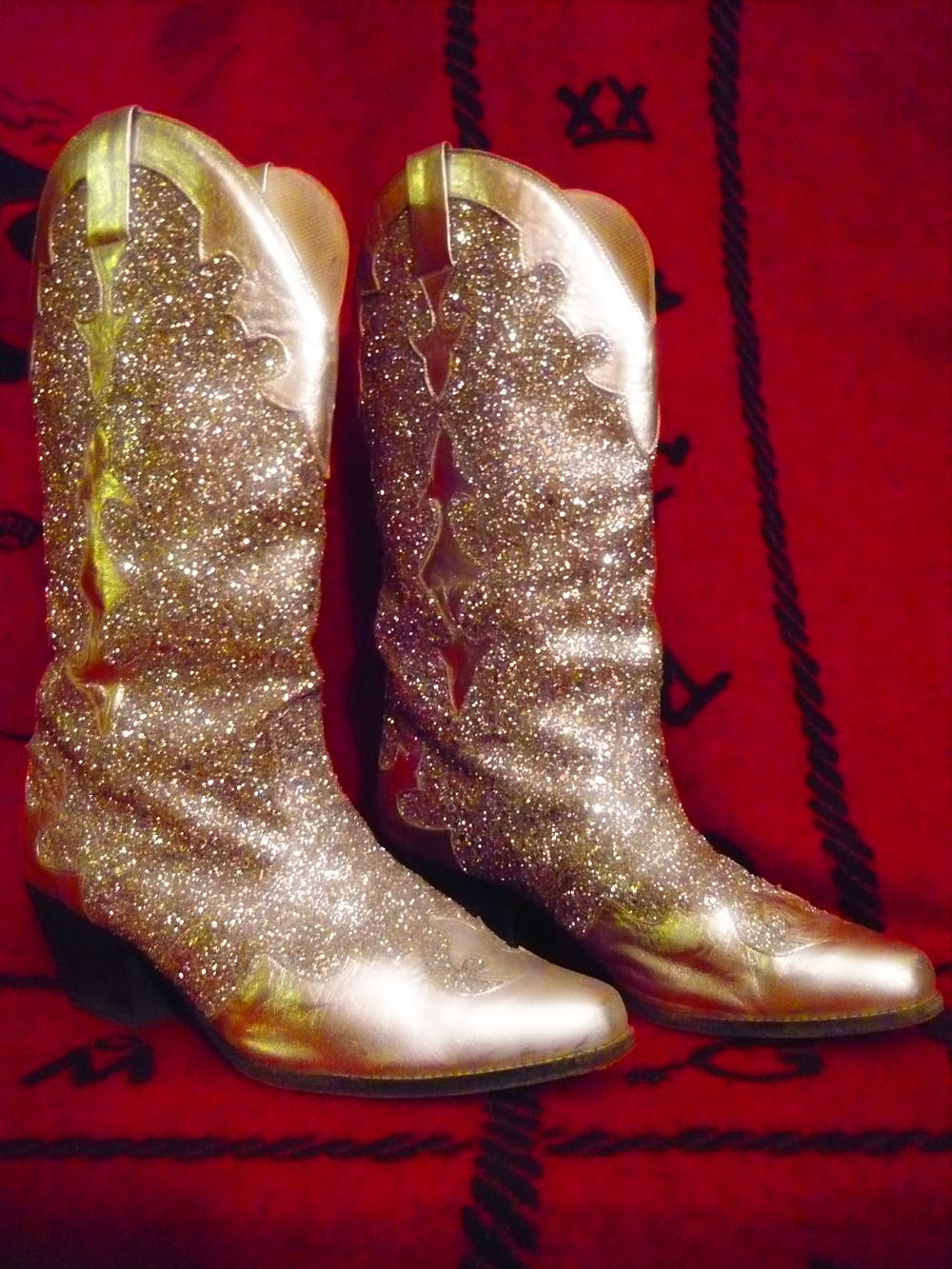 Sparkly Cowboy Boots for Women | sparklyboots-cowboylands | shoes ...