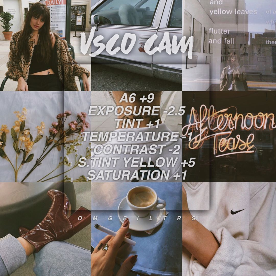 Free Filter Just Slightly Changing The Theme Bc I Like This Much Better Here S A Gorgeous Vintage Retro Filter It Vsco Themes Vsco Photography Vsco Filter