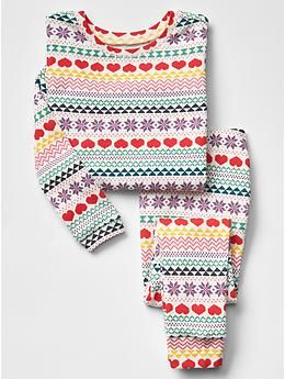 Fair isle sleep set  8272e49d2