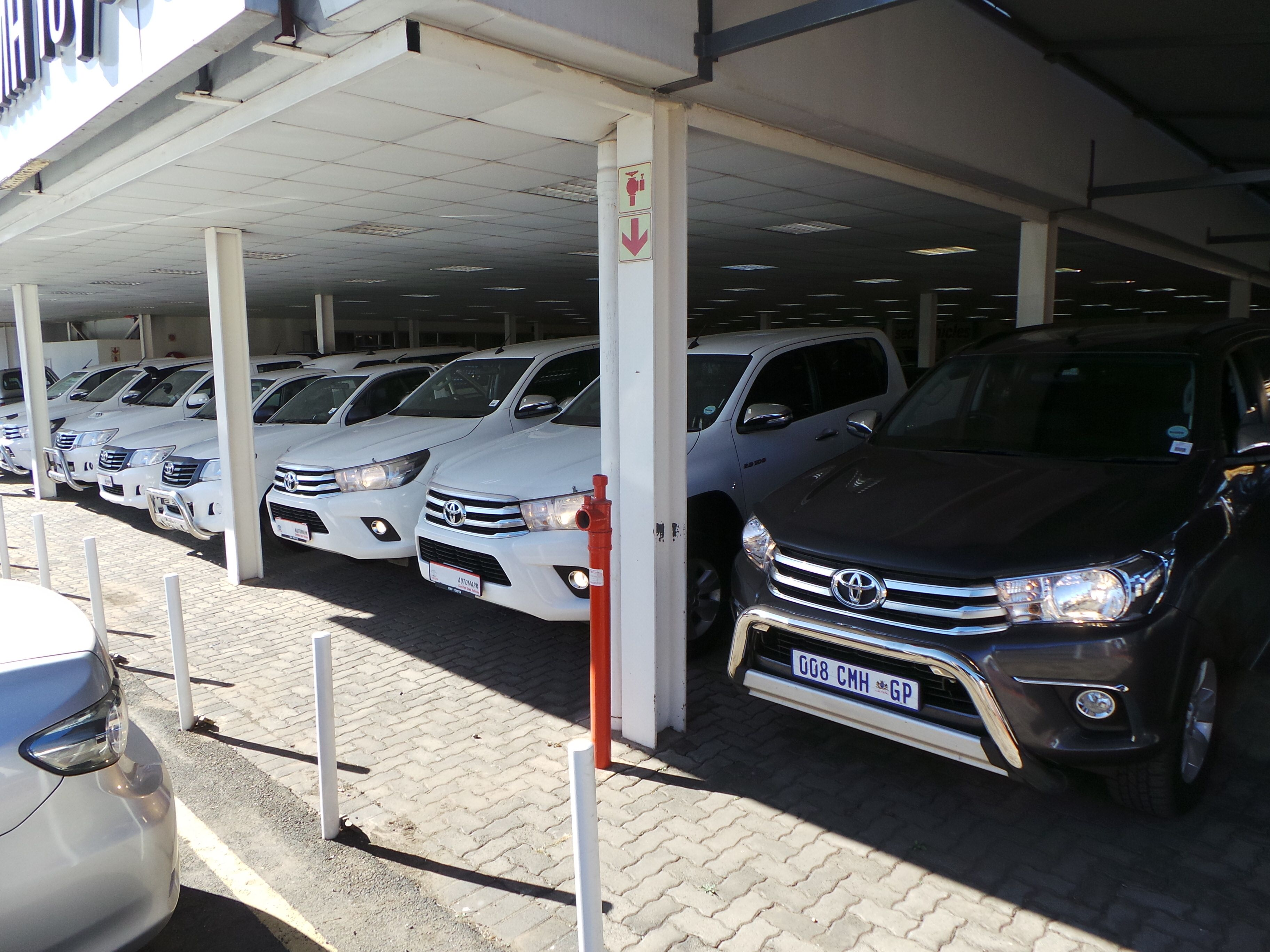 Cmh toyota alberton automark most certainly has the