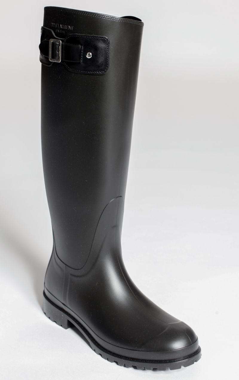 Outlet With Mastercard Saint Laurent Wellington Boots Cheap Best Seller Discount Top Quality 6Sn6mVhI