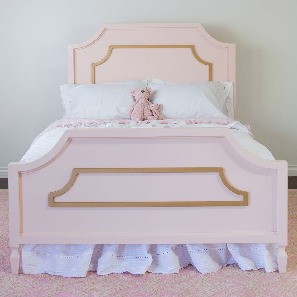 Newport Cottage Beverly Bed With Trundle
