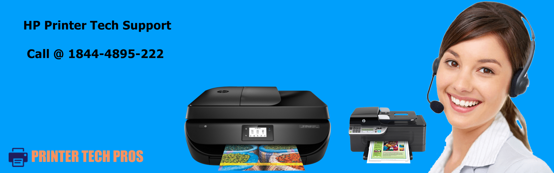 Get HP Printer Tech Support and Customer Service in USA