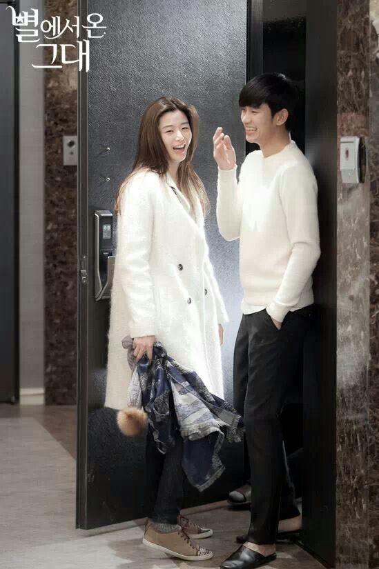 JUN JI HYUN - KIM SOO HYUN - MY LOVE FROM ANOTHER STAR