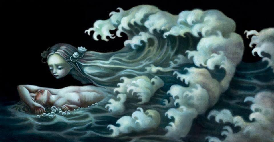 De las olas aprendí a irme y regresar con más fuerza | lamenteesmaravillosa.com