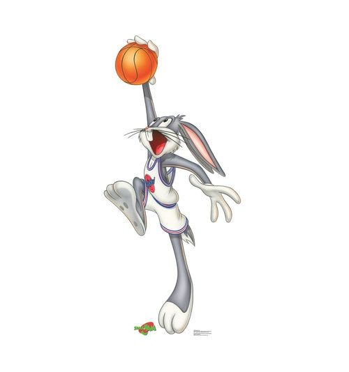 Bugs Bunny Space Jam Looney Tunes Wallpaper Space Jam Bugs Bunny