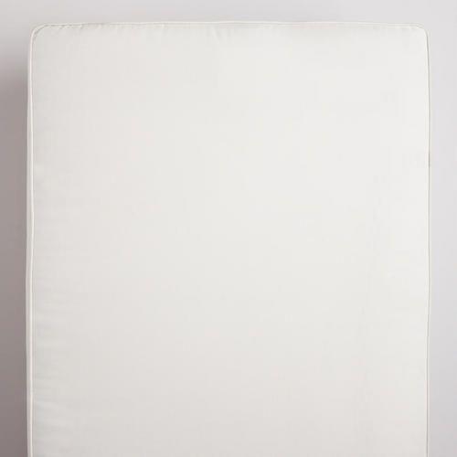 $149.99 needs slip coverOne of my favorite discoveries at WorldMarket.com: Deep Bench Cushion Insert