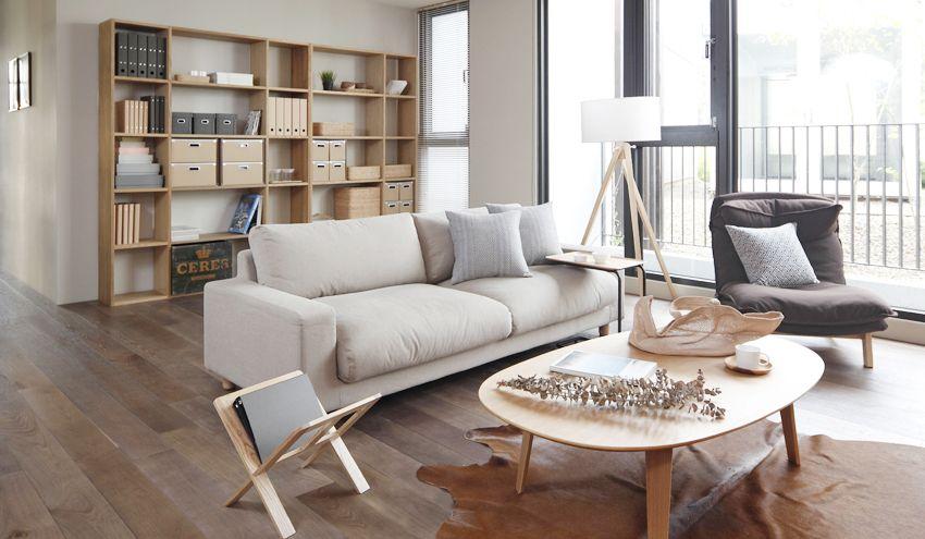 Muji showroom 07 pinteres for Showroom living room ideas