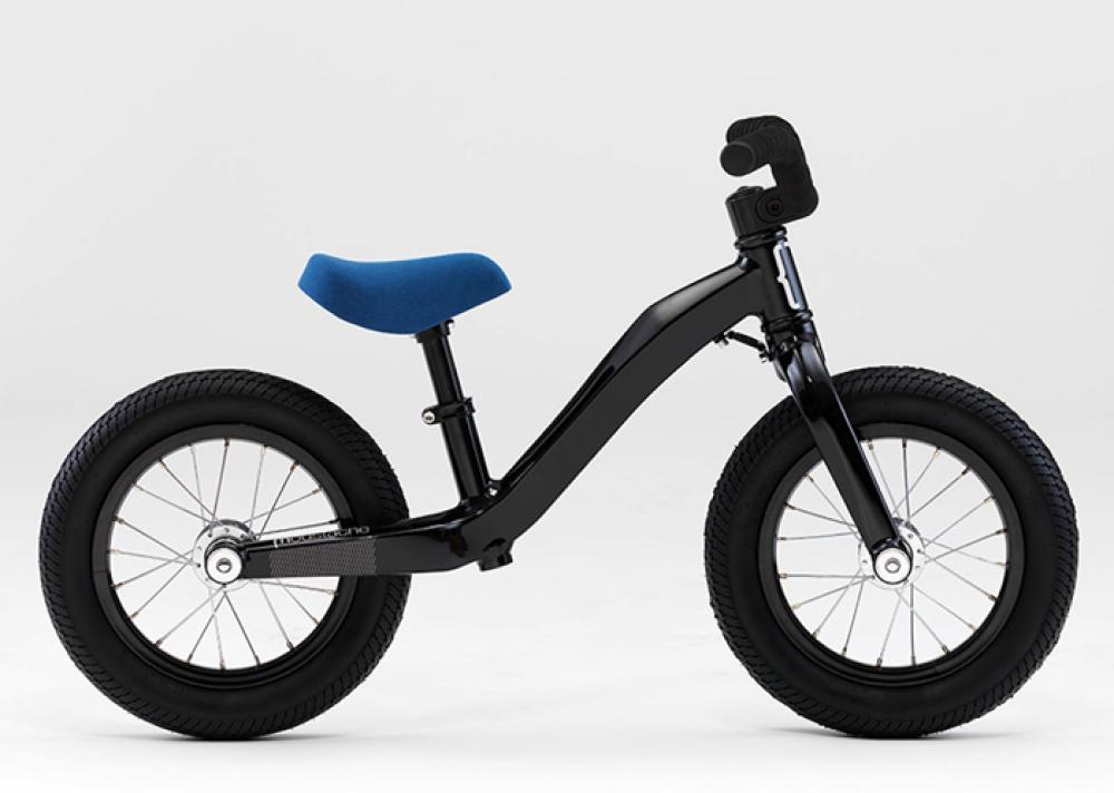 Moustache Mercredi Black Blue Radfahren Velo Fahrrad Laufrad