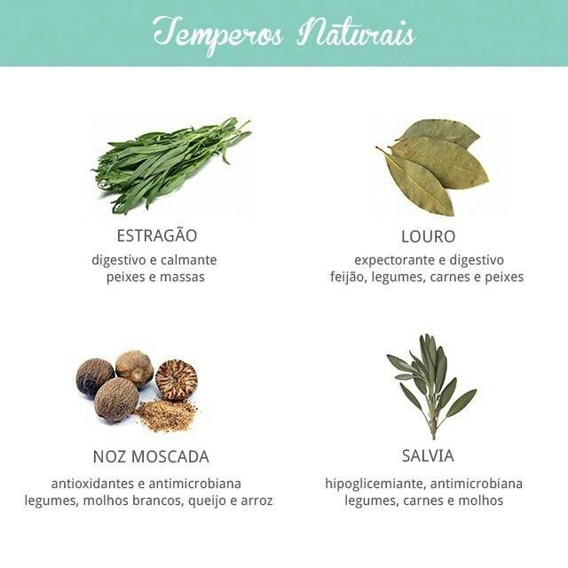 As ervas são uma ótima opção para reduzir a adição de sal nos alimentos, além de acrescentar muito sabor e benefícios às preparações.  Fique por dentro de mais dicas de saúde e alimentação saudável no nosso Instagram.   Acesse: https://www.instagram.com/emporioecco/