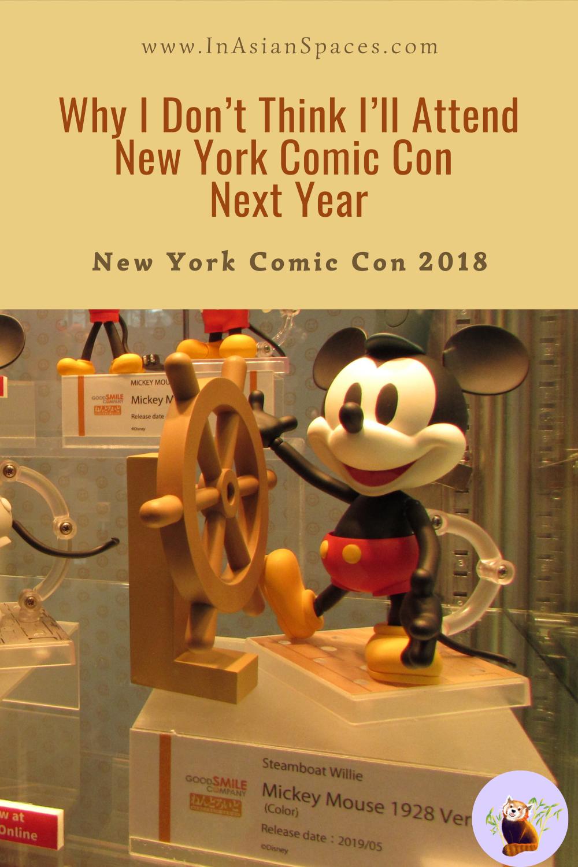 Traveling To New York Comic Con 2018 Comic Con Comics Comic Conventions