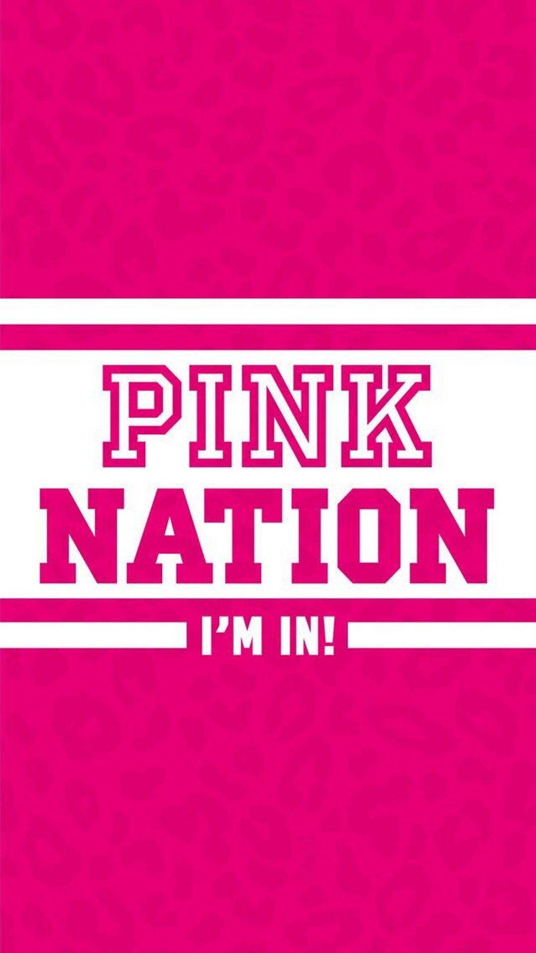 Pink Nation Wallpaper For Mobile