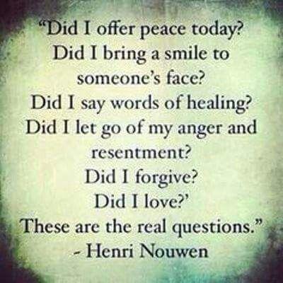 Henri Nouwen Randomness Pinterest Henri Nouwen Truths And Inspiration Peacemaker Quotes