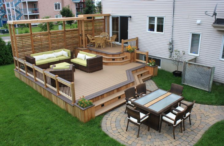 All You Need To Know About Building And Caring For Your Outdoor Deck Deck Designs Backyard Patio Deck Designs Patio Design