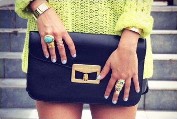 Moda Na Janela: Atenção para as Bolsas de Mão