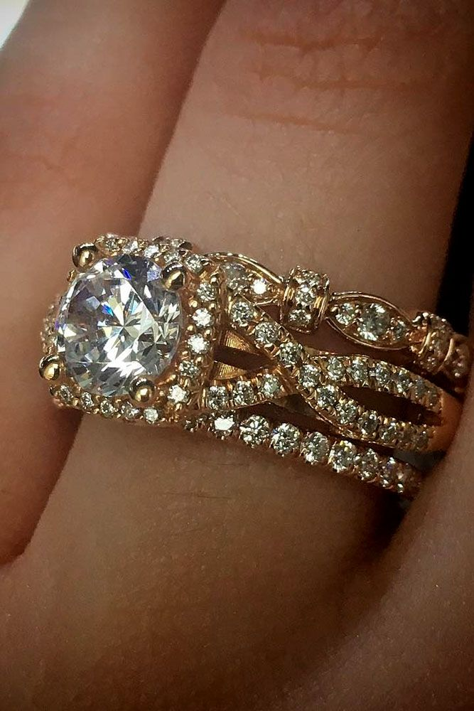 Fabulous Wedding Rings That All Women Adore See More Http Www Weddingforward Weddings