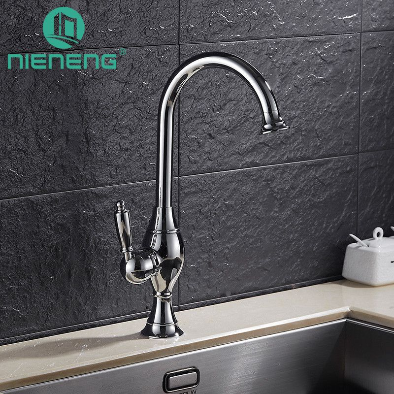 Nieneng luxury kitchen supplies polished taps items swivel sink nieneng luxury kitchen supplies polished taps items swivel sink mixer drinking water useful kitchen faucet tools workwithnaturefo