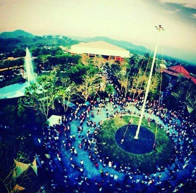 Y éste es Cumbre Tajín, en Veracruz: | 12 Imágenes que prueban que México es mil países en uno