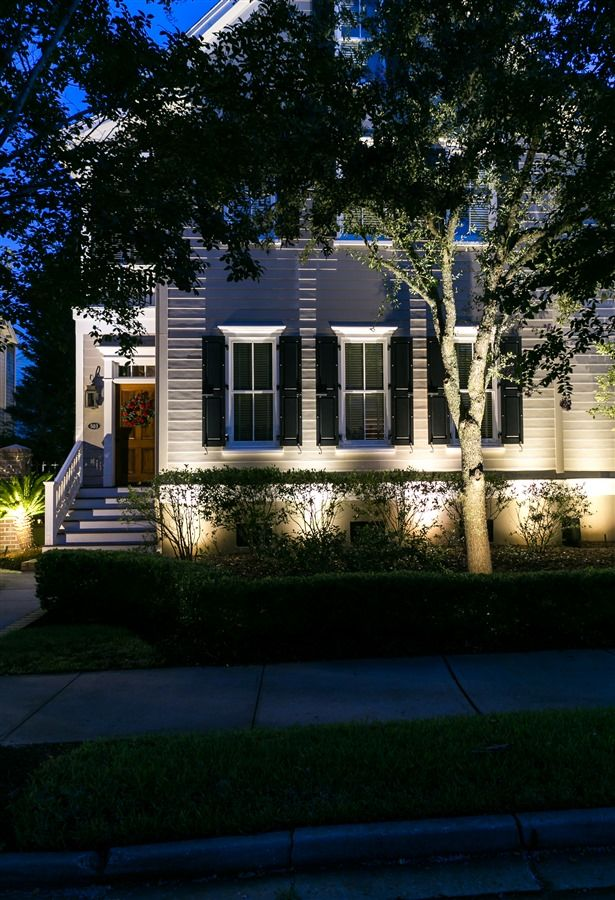 Architectural Lighting In Charleston South Carolina