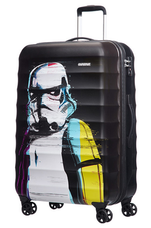 f3247849e American Tourister. Palm Valley. Disney. Stor hard koffert L Star ...
