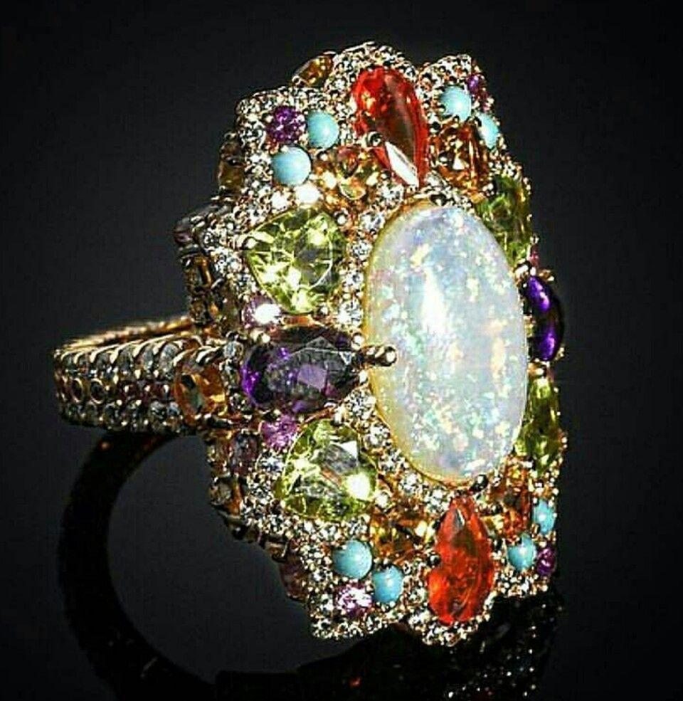 mejor selección 7bb34 69486 Breathtaking @baleanialtagioielleria Allegria Ring ...