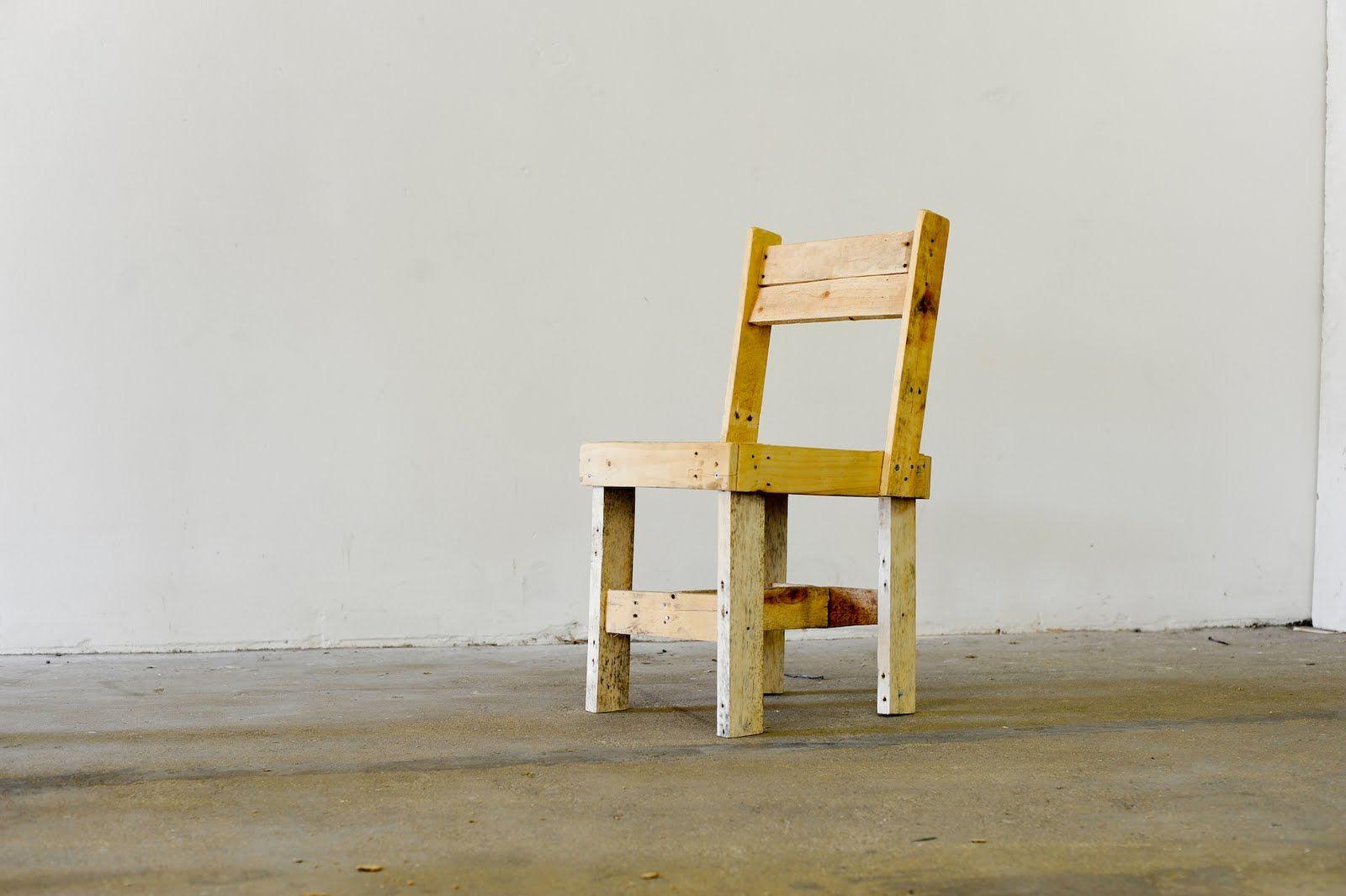 Desde londres con palets palets londres y sillas - Sillas hechas de palets ...