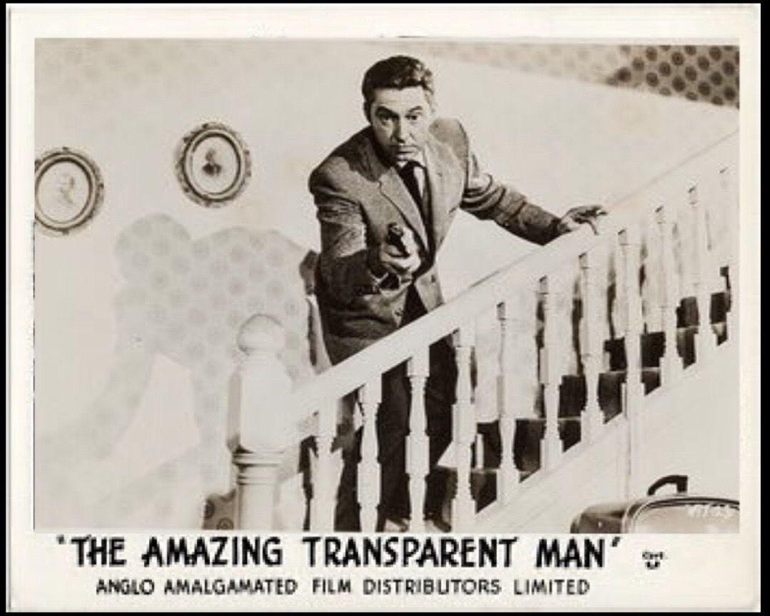 The Amazing Transparent Man (1960) starring Marguerite